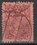 Latvia     Scott No   120   Used    Year  1923 - Lettland
