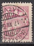 Latvia     Scott No   146    Used    Year  1927 - Lettland