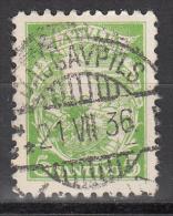 Latvia     Scott No   175    Used    Year  1934 - Lettland