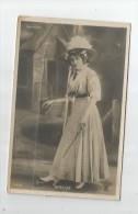 Cp , Spectacle , Artiste , GREUZE , Gymnase , Voyagée 1908 - Künstler