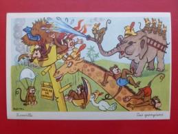 ROB VEL LES POMPIERS - Künstlerkarten