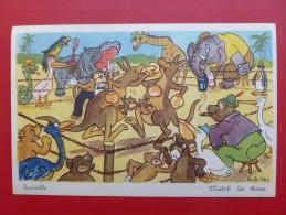 ROB VEL MATCH DE BOXE - Künstlerkarten