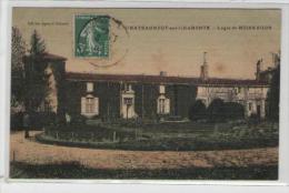 71 16  Chateauneuf  Sur Charente   Logis De Boisragon - Chateauneuf Sur Charente