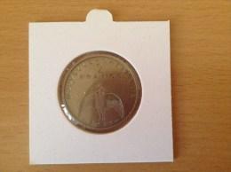 Pièce De 2 Francs ESSAI Listel En Relief De Nouvelle Calédonie Année 1948 !! - Nouvelle-Calédonie