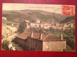 42 Loire ROCHETAILLEE Environs De  St Etienne - Rochetaillee