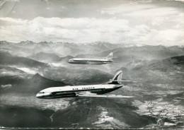 AVIATION(CARAVELLE) AIR FRANCE - 1946-....: Ere Moderne
