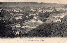 CPA PAU - VUE SUR LES COTEAUX DE JURANCON - Pau