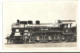 LOCOMOTIVES     FRANCAISES  A-L-G-12  - Machine  1154      (63) - Eisenbahnen
