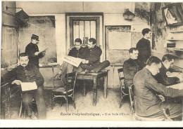 PARIS - Ecole Polytechnique  -  Une Salle D étude  102 - Educazione, Scuole E Università