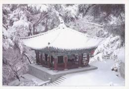 Korea - The Hall Of Bell, Dosun Temple, Seoul - Corée Du Sud