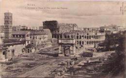ROMA - Il Colosseo E L´Arco Di Tito Veduti Dal Palatino - Kolosseum