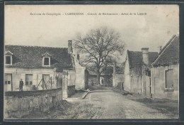 - CPA 60 - Cambronne, Chemin De Béthancourt - Arbre De La Liberté - France