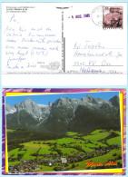 ÖSTERREICH AUSTRIA AUTRICHE - AK Postcard 2510 Ferienland - Maria Alm  (026925) - 1945-.... 2. Republik