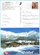 ÖSTERREICH AUSTRIA AUTRICHE - AK Postcard 2509 - Gasthaus Waldhof  (026923) - 1945-.... 2nd Republic
