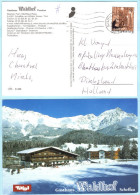 ÖSTERREICH AUSTRIA AUTRICHE - AK Postcard 2509 - Gasthaus Waldhof  (026923) - 1945-.... 2. Republik