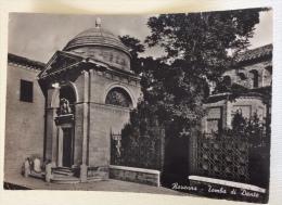 Ravenna Tomba Di Dante Viaggiata F.g. - Ravenna