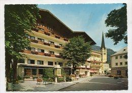 AUSTRIA - AK196616 Bad Hofgastein - Hauptplatz Mit Kaiser-Franz-Denkmal - Bad Hofgastein