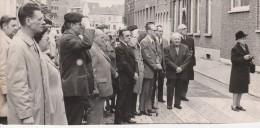 Sint Amandsberg (Gent)-1975-Leden Van St.-Michielsbond-Uiterst Links Politieinspecteur Henri Vos. - Police - Gendarmerie
