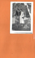 Photo  à Identifier -  (dimensions 9 X 6.5cm) - Cartes Postales