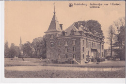 HULDENBERG : Achterzijde Van 't Kasteel - Château - Huldenberg
