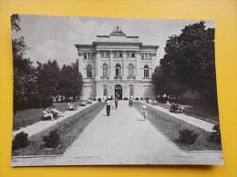 WARSZAWA-UNIVERSSITY LIBRARY- BIBLIOTHEK-BIBLIOTEKA - Polonia