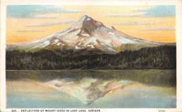 Z15735 United States Of America Oregon Mount Hood Lost Lake - Etats-Unis