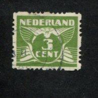 NEDERLAND GEBRUIKT USED OBLITERE YVERT NR 170a NVPH R38 - 1891-1948 (Wilhelmine)