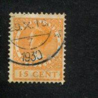 NEDERLAND GEBRUIKT USED OBLITERE YVERT NR 212 NVPH 187a - 1891-1948 (Wilhelmine)