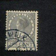 NEDERLAND GEBRUIKT USED OBLITERE YVERT NR 213 NVPH 193a - 1891-1948 (Wilhelmine)