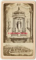 CDV -vers 1870-religion-belle Photo De Notre Dame De Grace De Rochefort-TB état - Old (before 1900)
