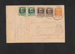 Bayern GSK Mit ZuF 1920 Schaftlach - Bayern