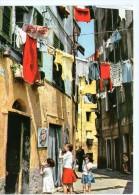 Genova  Caratteristica - Vicolo - Genova (Genoa)
