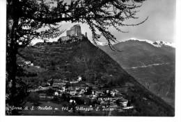 Sacra Di S.Michele M.962 E Villaggio S.Pietro - Italy