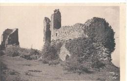 FRANCHE COMTE - 39 - JURA -CHEVREAUX Près De COUSANCE - Ruines - Altri Comuni