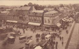 Hannut - Coin De La Grand Place - Hannuit