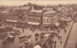 Hannut - Coin De La Grand Place - Hannut
