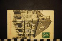 CP, 70, LUXEUIL LES BAINS Maison Francois Ier Edition Ad Weick N°7201  Pub Compagnie D'assurance Generales - Luxeuil Les Bains
