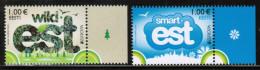 CEPT 2012 EE MI 733-34  ESTONIA - Europa-CEPT