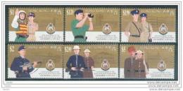 China Chine : (62) 1994 Hong Kong - 150e Anniv De La Force De Police Royale De Hong Kong SG772/7** - 1997-... Région Administrative Chinoise