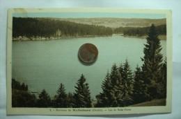 D 25 - Environs De Malbuisson - Lac De Saint Point - France