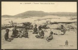 ANNAM Tourane Petits Enfants Des Dunes (Dieulefils) Viet Nam - Viêt-Nam