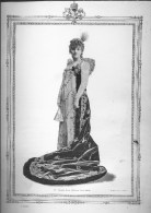 Article Du 15/10/1894 - Mme Réjane Dans Madame Sans-Gêne - - Autres Collections