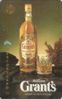UK - Mercury - Grant's Whisky - 20MERB - MER231 - 3.388ex, Used - United Kingdom