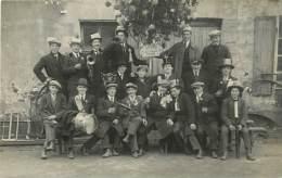 LE LOROUX BOTTEREAU      CARTE PHOTO  CONSCRITS  1926 - Francia