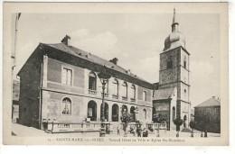 68- SAINTE  MARIE-AUX-MINES -HOTEL  DE  VILLE  N228 - Sainte-Marie-aux-Mines