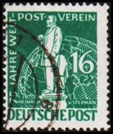 1949. UPU. 16 Pf. (Michel: 36) - JF221405 - Oblitérés