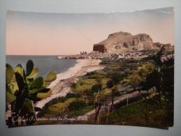 Cefalù - Panorama Visto Da Santa Lucia - Palermo