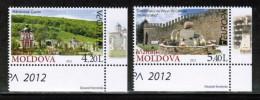 CEPT 2012 MD MI 793-94  MOLDOVA - 2012