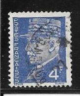 N° 521 A  FRANCE  -  PETAIN  -  OBLITERE  -  1941 / 1942 - Usados