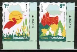 CEPT 2012 RO MI 6617-18  ROMANIA - 2012